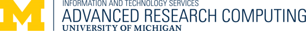 Advanced Research Computing logo