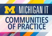 Michigan IT Communities of Practice