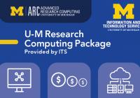 U-M Research Computing Package